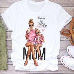 Mama of drama girl mom Tee